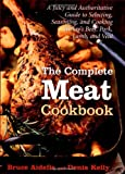 img - for The Complete Meat Cookbook book / textbook / text book