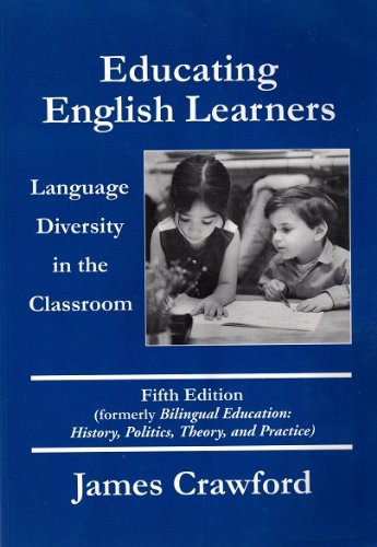 Educating English Learners: Language Diversity in the...