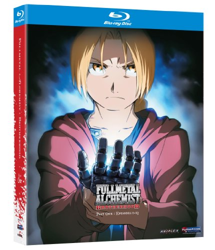 Fullmetal Alchemist: Brotherhood 1 [Blu-ray] [Import]