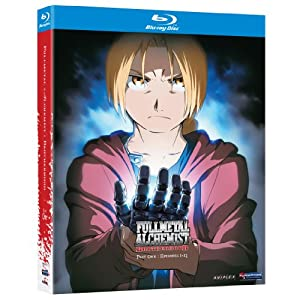 9cc88a0740fba Fullmetal Alchemist: Brotherhood Part 1, 2, 3 & 4 (BluRay) - $19.99 ...