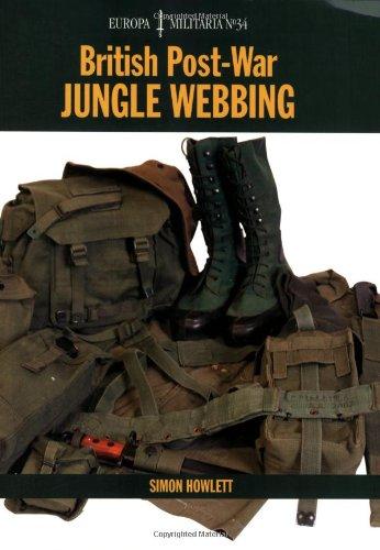 British Post-War Jungle Webbing (Europa Militaria)