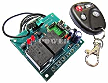 2 CHANNEL UHF REMOTE CONTROL Electronic Kit : MXA107
