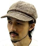 (マルカワジーンズパワージーンズバリュー) Marukawa JEANS POWER JEANS VALUE 帽子 メンズ ワークキャップ キャスケット 3color Free ブラウン