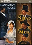 Cover art for  Three Bad Men/Hangman's House