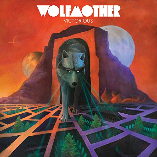Original album cover of Victorious by Wolfmother