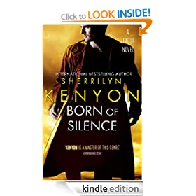 Born Of Silence: The League Series: Book 5