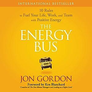 The Energy Bus Hörbuch