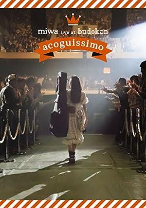 miwa live at 武道館~acoguissimo~ [Blu-ray]
