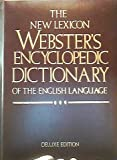 The New Lexicon Webster's Encyclopedic Dictionary of the English Language, Leather Bound Edition