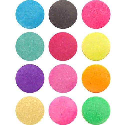 ミラージュ byなかやまちえこ カラーパウダー ぶるぅみぃ 12色セット