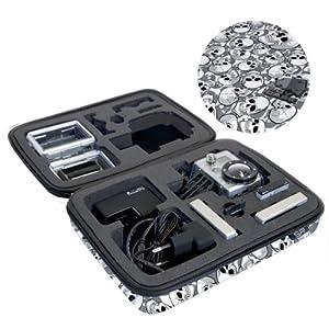 POV Case Small GoPro-Edition skull