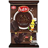 亀田製菓 ハッピーターン大人のショコラ味 71g×6袋