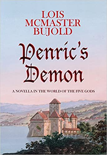 Book Review: Penric's Demon by Lois McMaster Bujold Exorcist Linda Blair possession
