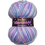 Marriner Mermaid 100G | DK Yarn/Wool | 100% Acrylic (Mauve)