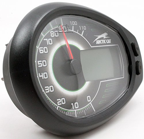 Arctic-Cat-2009-2010-09-10-Thundercat-ATV-Gauge-Speedometer-0520-051-New-OEM