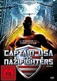 Captain USA vs. Nazifighters (DVD)