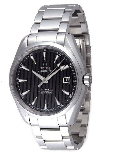 [オメガ]OMEGA 腕時計 シーマスターアクアテラ ブラック文字盤 コーアクシャル自動巻 デイト150M防水 231.10.42.21.06.001 メンズ 【並行輸入品】