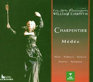 Charpentier - Médée / Hunt Lieberson · Padmore · Deletré · Zanetti · Salzmann · Les Arts Florissants · Christie