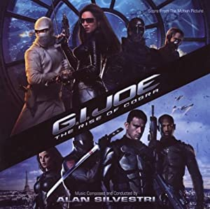 G.I. Joe The Rise Of Cobra Cd
