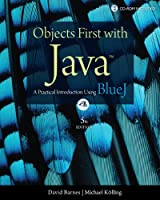 Objects First with Java, 5th Edition Front Cover