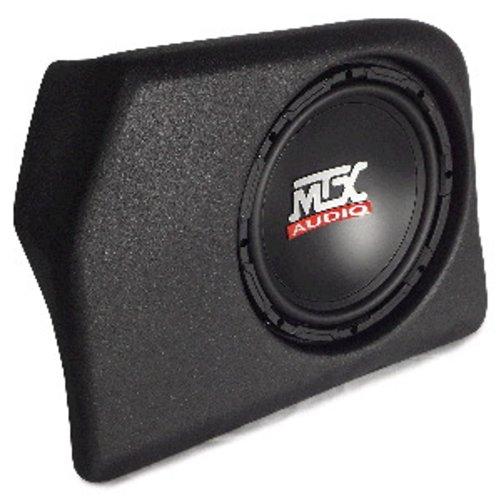 "Mtx Thunderform Scion Tc 10"" Custom Subwoofer Enclosure 2011-2013 Sub Box (Amplified)"