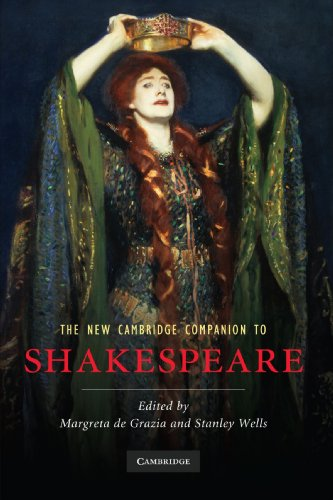 The New Cambridge Companion to Shakespeare 2nd Edition Paperback (Cambridge Companions to Literature)