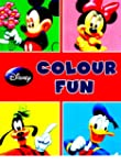 Disney Mickey Mouse & friends Colour...