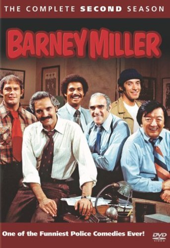 Cover art for  Barney Miller: The Complete Second Season