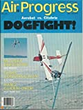 img - for Air Progress Aviation Review Magazine (May 1976) book / textbook / text book