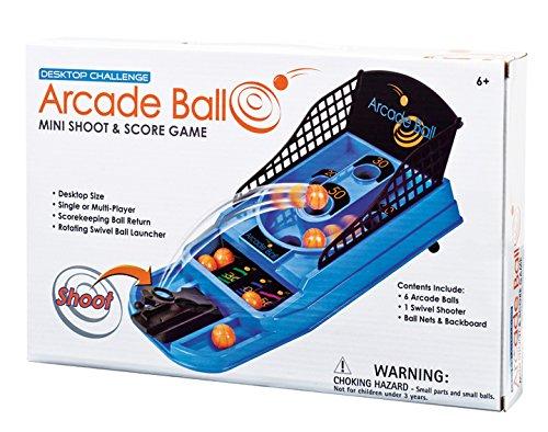 Westminster Arcade Ball Mini Shoot & Score Game - 1