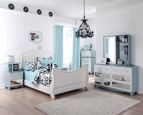 Twin Bed Width 7235 front