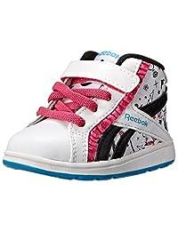 Reebok Cinderella Court Medium TD Shoe (Infant/Toddler)