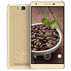 CUBOT H2 - 4G LTE Smartphone (Android 5.1, 5.5