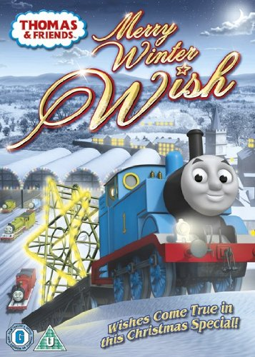 Thomas & Friends - Merry Winter Wish [2012] [DVD]