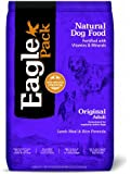 Eagle Pack Natural Pet Food, Original Adult Lamb Meal and Rice Formula for Dogs, 30-Pound Bag
