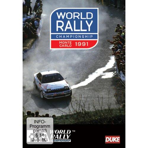 Monte Carlo Rally: 1991 [DVD]