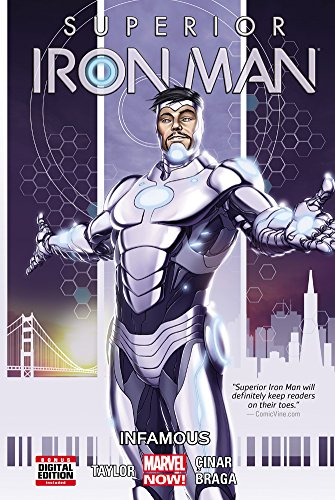 Superior Iron Man, Vol. 1: Infamous