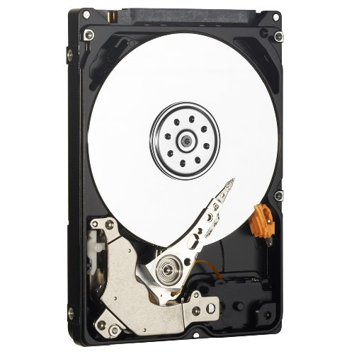 Western Digital 750 GB Scorpio Blue SATA 5400 RPM 8 MB Cache Bulk/OEM Notebook Hard Drive WD7500BPVT