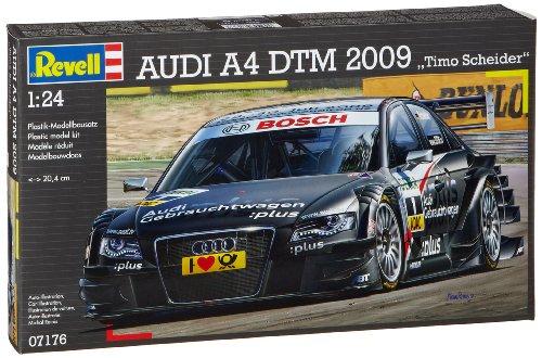 Revell of Germany Audi A4 DTM 2009-Timo Scheider Plastic Model Kit