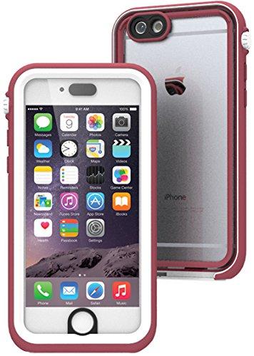 日本正規代理店品 catalyst 5m完全防水・防塵・耐衝撃ケース for iPhone6 マルサラ CT-WPIP144-MA