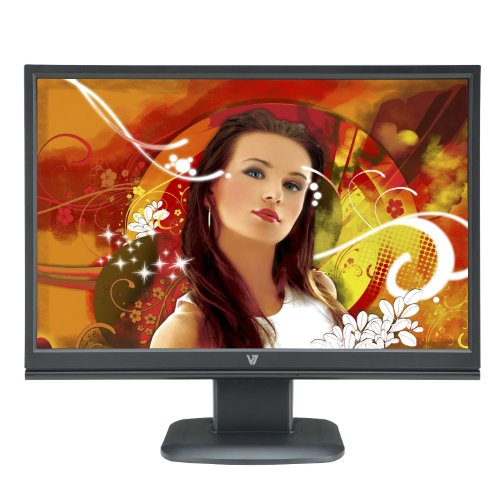 19in Ws Lcd 1440x900 1000:1 Vga/Dvi Black Speaker Energy Star