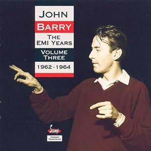 John Barry: The EMI Years, Volume Three - 1962-1964