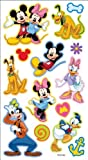 Disney Puffy Stickers, Mickey and Friends
