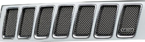 T-Rex 44488 Sport Series Chrome Mesh Type Main Grille for Jeep Grand Cherokee (Jeep Cherokee Grille compare prices)
