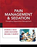 img - for Pain Management and Sedation: Emergency Department Management book / textbook / text book