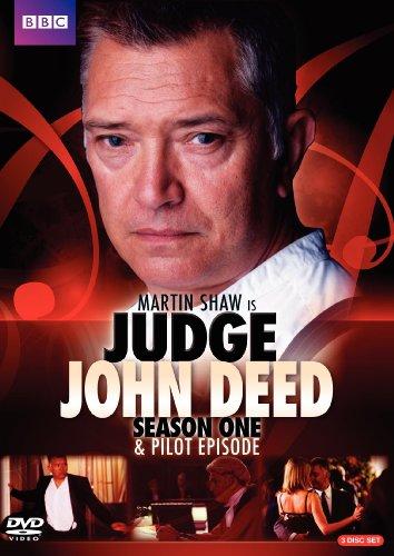 Judge John Deed: Season One & Pilot Episode [DVD] [Import]