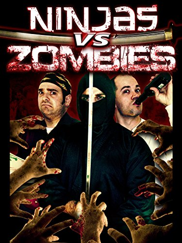 NInjas Vs Zombies on Amazon Prime Instant Video UK
