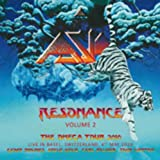Asia - Resonance - Live In Basel Switzerland Vol 2 Vinyl 2-LP Import 2013 (PRE-ORDER 5-27)