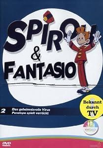 Spirou & Fantasio, Vol. 2 (2 Folgen)