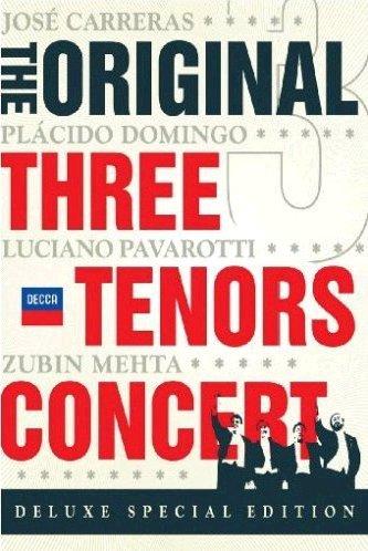 El Concierto Original De 3 Tenores